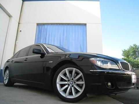 2007 BMW 7 Series for sale at Chantilly Auto Sales in Chantilly VA