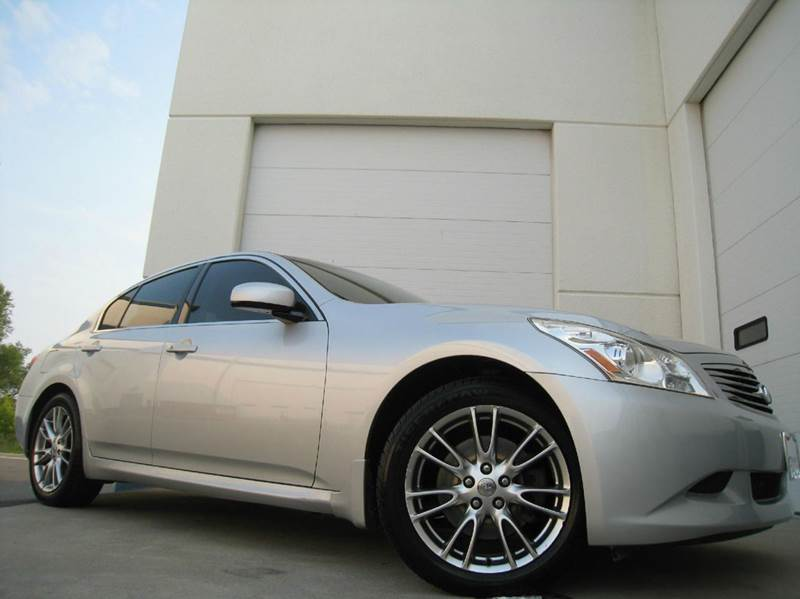 2008 Infiniti G35 for sale at Chantilly Auto Sales in Chantilly VA