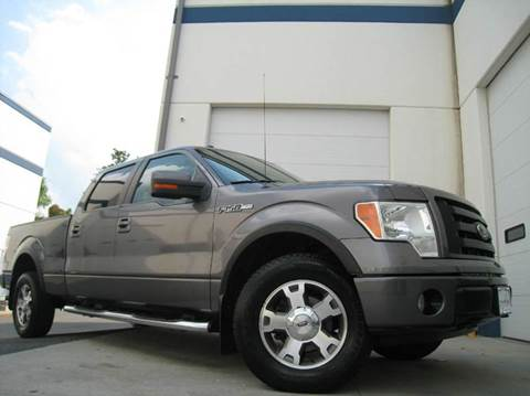 2009 Ford F-150 for sale at Chantilly Auto Sales in Chantilly VA