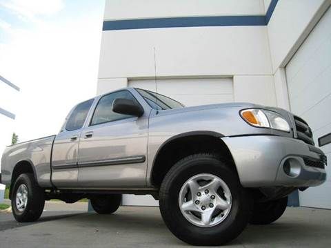 2003 Toyota Tundra for sale at Chantilly Auto Sales in Chantilly VA