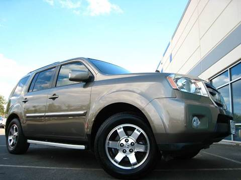 2010 Honda Pilot for sale at Chantilly Auto Sales in Chantilly VA