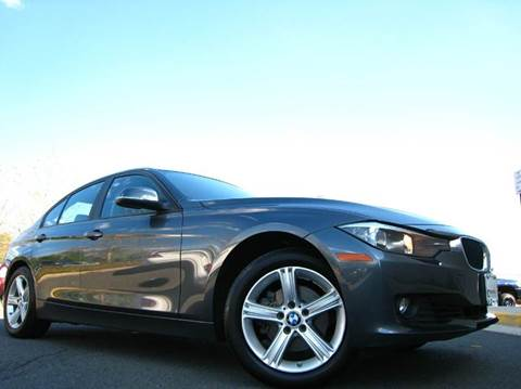 2013 BMW 3 Series for sale at Chantilly Auto Sales in Chantilly VA