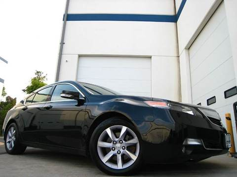 2013 Acura TL for sale at Chantilly Auto Sales in Chantilly VA