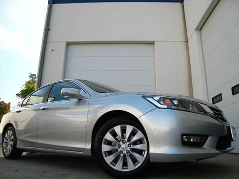 2013 Honda Accord for sale at Chantilly Auto Sales in Chantilly VA