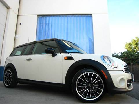2011 MINI Cooper Clubman for sale at Chantilly Auto Sales in Chantilly VA