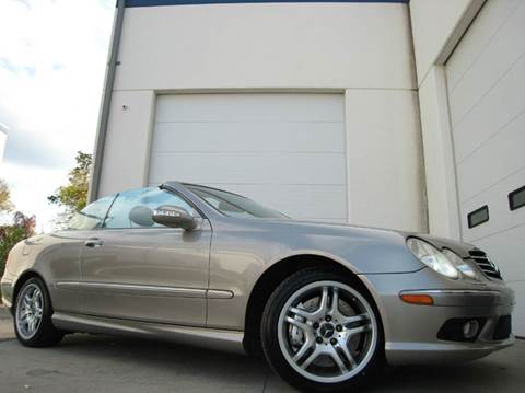 2004 Mercedes-Benz CLK-Class for sale at Chantilly Auto Sales in Chantilly VA