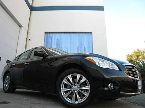 2012 Infiniti M37 for sale at Chantilly Auto Sales in Chantilly VA