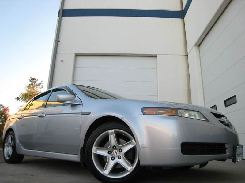 2004 Acura TL for sale at Chantilly Auto Sales in Chantilly VA