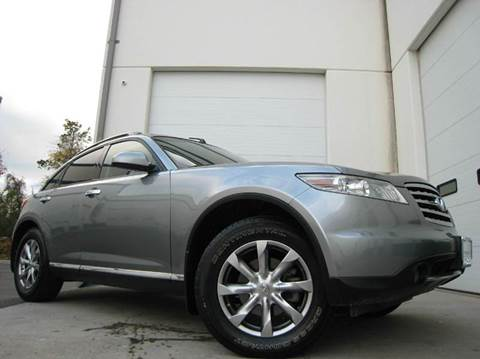 2008 Infiniti FX35 for sale at Chantilly Auto Sales in Chantilly VA