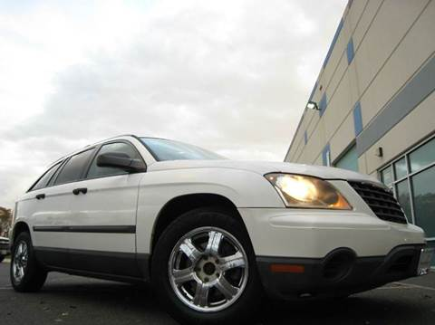 2005 Chrysler Pacifica for sale at Chantilly Auto Sales in Chantilly VA