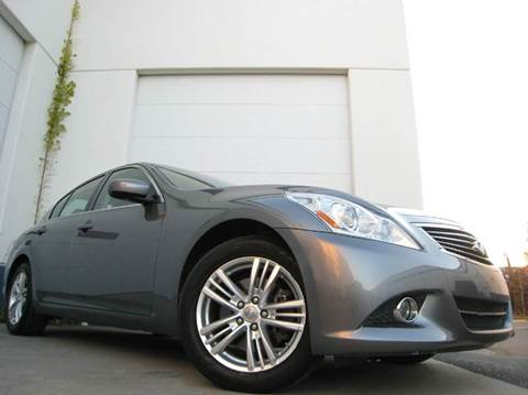 2013 Infiniti G37 Sedan for sale at Chantilly Auto Sales in Chantilly VA