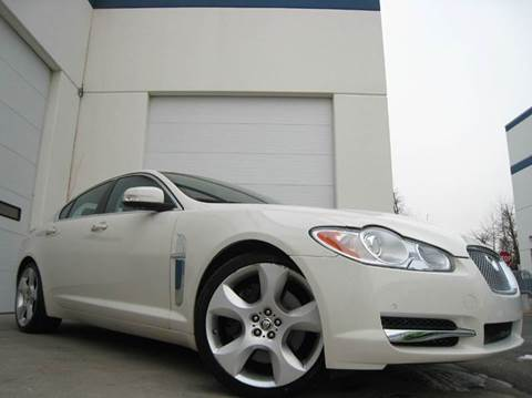 2009 Jaguar XF for sale at Chantilly Auto Sales in Chantilly VA