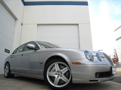 2003 Jaguar S-Type R for sale at Chantilly Auto Sales in Chantilly VA
