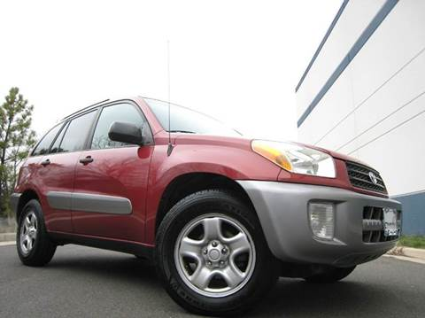 2003 Toyota RAV4 for sale at Chantilly Auto Sales in Chantilly VA