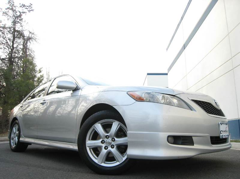 2007 Toyota Camry for sale at Chantilly Auto Sales in Chantilly VA