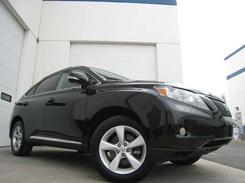 2012 Lexus RX 350 for sale at Chantilly Auto Sales in Chantilly VA