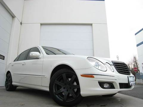 2007 Mercedes-Benz E-Class for sale at Chantilly Auto Sales in Chantilly VA