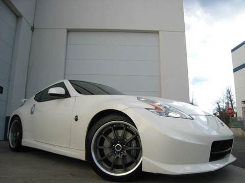 2011 Nissan 370Z for sale at Chantilly Auto Sales in Chantilly VA