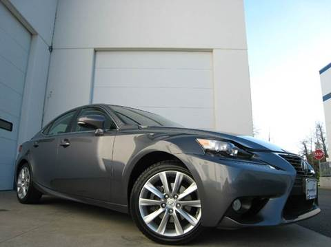 2014 Lexus IS 250 for sale at Chantilly Auto Sales in Chantilly VA