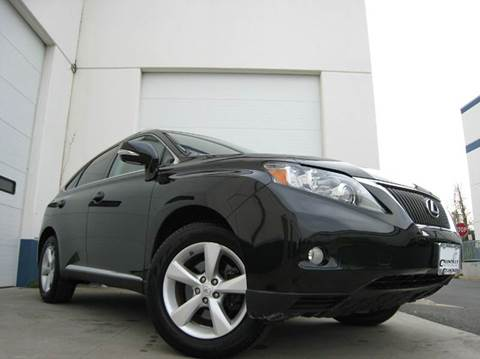 2010 Lexus RX 350 for sale at Chantilly Auto Sales in Chantilly VA