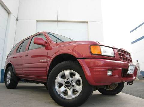 1998 Isuzu Rodeo for sale at Chantilly Auto Sales in Chantilly VA