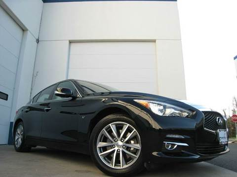 2014 Infiniti Q50 for sale at Chantilly Auto Sales in Chantilly VA