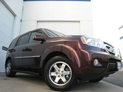 2011 Honda Pilot for sale at Chantilly Auto Sales in Chantilly VA