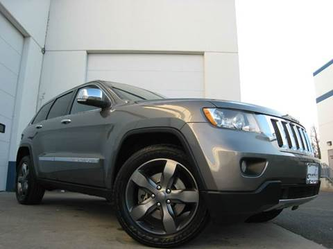 2012 Jeep Grand Cherokee for sale at Chantilly Auto Sales in Chantilly VA