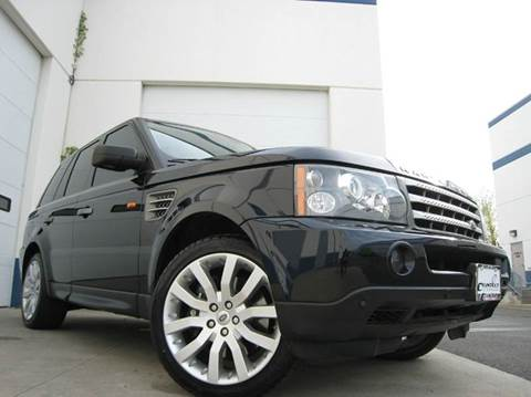 2006 Land Rover Range Rover Sport for sale at Chantilly Auto Sales in Chantilly VA