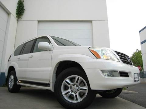 2007 Lexus GX 470 for sale at Chantilly Auto Sales in Chantilly VA