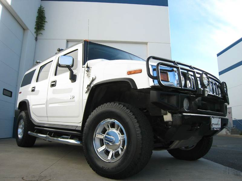 2005 HUMMER H2 for sale at Chantilly Auto Sales in Chantilly VA