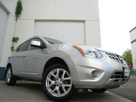2013 Nissan Rogue for sale at Chantilly Auto Sales in Chantilly VA