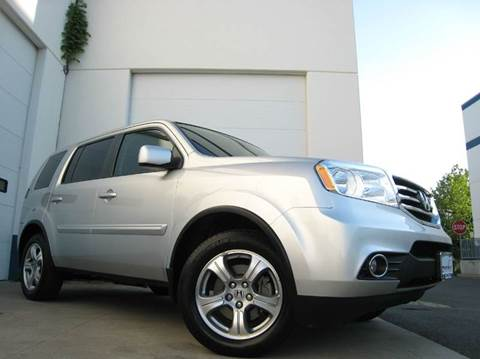 2013 Honda Pilot for sale at Chantilly Auto Sales in Chantilly VA
