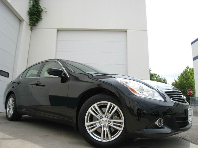 2012 Infiniti G37 Sedan for sale at Chantilly Auto Sales in Chantilly VA