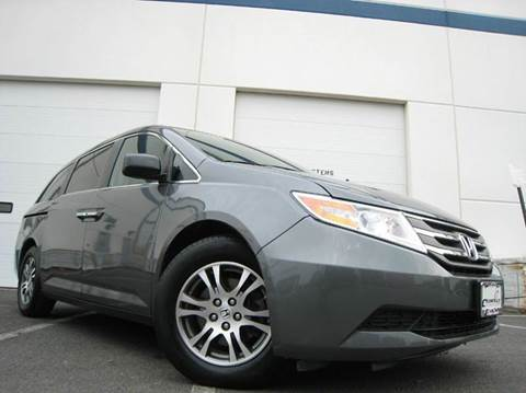 2013 Honda Odyssey for sale at Chantilly Auto Sales in Chantilly VA