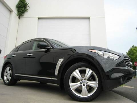 2011 Infiniti FX35 for sale at Chantilly Auto Sales in Chantilly VA