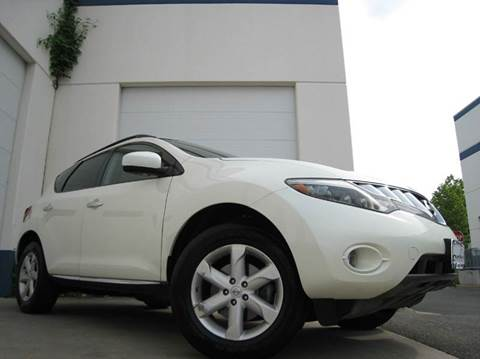 2009 Nissan Murano for sale at Chantilly Auto Sales in Chantilly VA