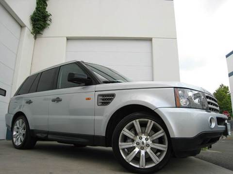 2008 Land Rover Range Rover Sport for sale at Chantilly Auto Sales in Chantilly VA