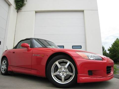 2000 Honda S2000 for sale at Chantilly Auto Sales in Chantilly VA