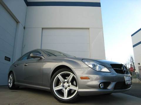 2010 Mercedes-Benz CLS for sale at Chantilly Auto Sales in Chantilly VA