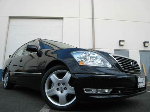 2006 Lexus LS 430 for sale at Chantilly Auto Sales in Chantilly VA