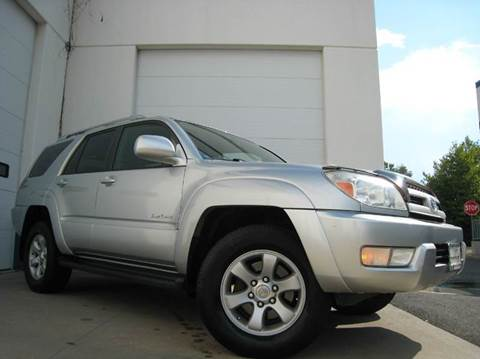 2005 Toyota 4Runner for sale at Chantilly Auto Sales in Chantilly VA