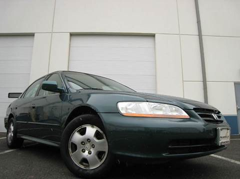 2002 Honda Accord for sale at Chantilly Auto Sales in Chantilly VA