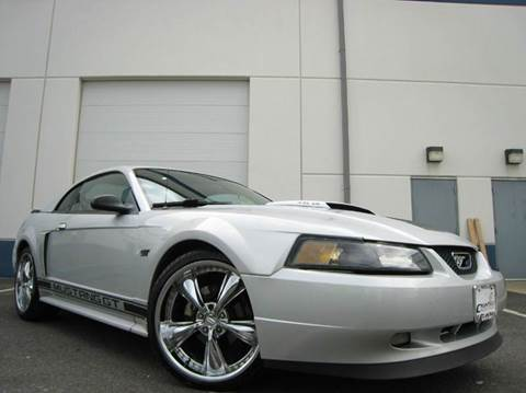 2003 Ford Mustang for sale at Chantilly Auto Sales in Chantilly VA