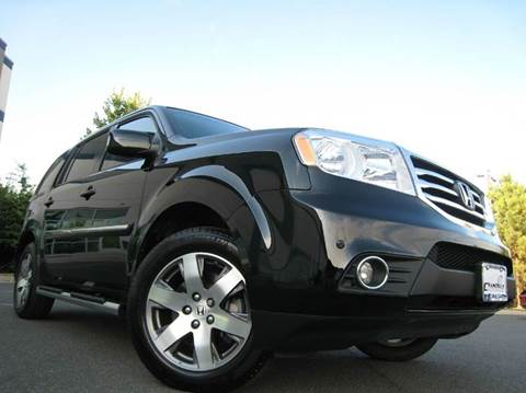 2015 Honda Pilot for sale at Chantilly Auto Sales in Chantilly VA