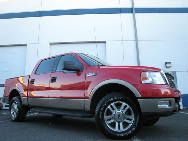 2005 Ford F-150 for sale at Chantilly Auto Sales in Chantilly VA