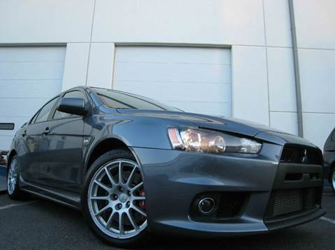 2008 Mitsubishi Lancer Evolution for sale at Chantilly Auto Sales in Chantilly VA