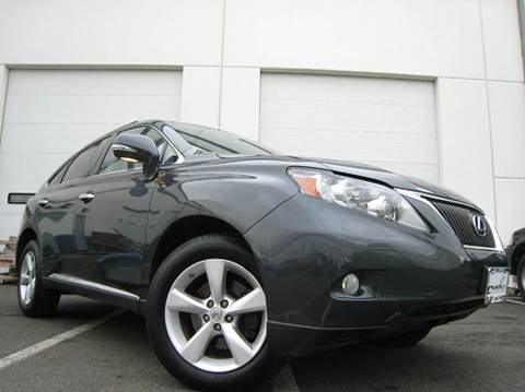 2011 Lexus RX 350 for sale at Chantilly Auto Sales in Chantilly VA