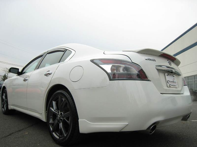 2013 Nissan Maxima 35 Sv 4dr Sedansport Pkgnavipano In