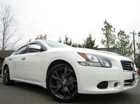2013 Nissan Maxima for sale at Chantilly Auto Sales in Chantilly VA